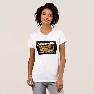 Immersive Mittelmäßigkeits-Marke: geistig T-Shirt