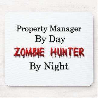 Immobilienmanager-/Zombie-Jäger Mauspad
