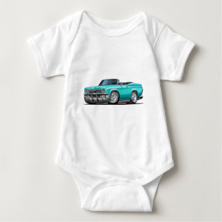 Impala-Aqua-Kabriolett 1965-66 Baby Strampler