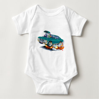 Impala-aquamarines Auto 1965-66 Baby Strampler