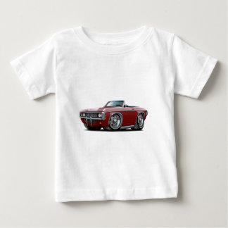 Impala-kastanienbrauner Bekehrter 1969 Baby T-shirt