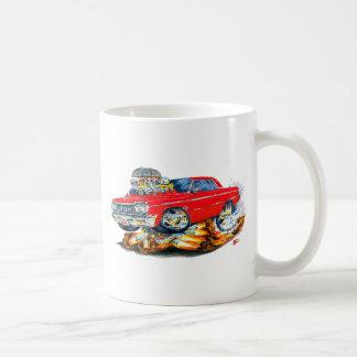 Impala-Rot-Auto 1964 Kaffeetasse