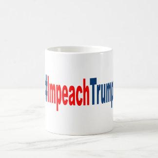 #ImpeachTrump Kaffeetasse