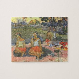 Impressionismus durch Gauguin, herrliche Puzzle