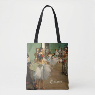 Impressionist der Ballett-Klassen-  Edgar Degas   Tasche