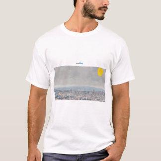 Impressionist-Haube des Felsens T-Shirt