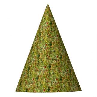 Impressionist-Mohnblumen Partyhütchen