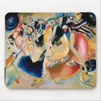 Improvisation von kalter Forms, 1914 Mousepads
