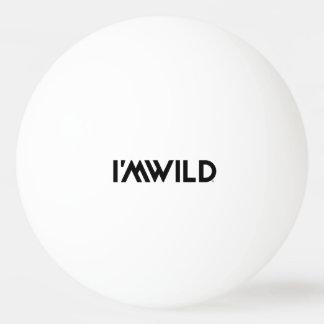 IMWILD Klingeln Pong Ball Tischtennis Ball
