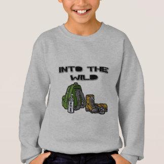 In das wilde sweatshirt