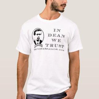 In Dekan We Trust - das Shirt