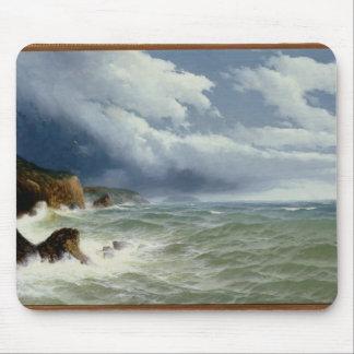In den hohen Seen versenden, 1882 (Öl auf Mauspads