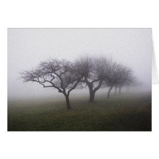 In den Nebel Karte