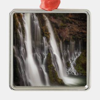 In den Rand Burney Fällen Silbernes Ornament