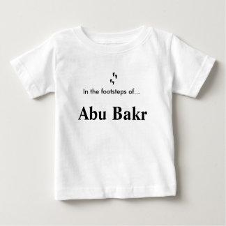 In den Schritten von… Abu Bakr Baby T-shirt