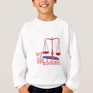In der Balance Sweatshirt