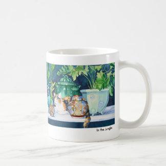 In der Dschungel-Tasse Kaffeetasse