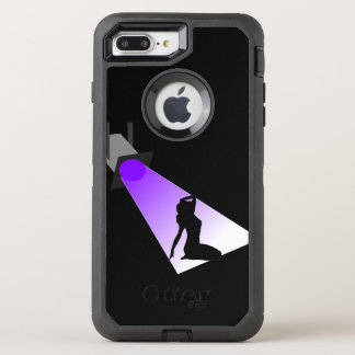 In der Dunkelheit Otterbox Fall OtterBox Defender iPhone 8 Plus/7 Plus Hülle