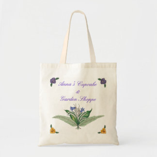 In der Garten ~ Lilie der Tal-Taschen-Tasche Tragetasche
