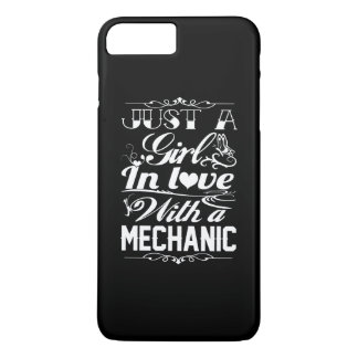 In der Liebe mit einem Mechaniker iPhone 8 Plus/7 Plus Hülle