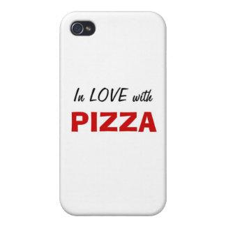 In der Liebe mit Pizza Hülle Fürs iPhone 4