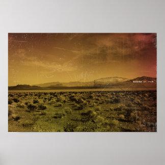 In der Wüste Poster
