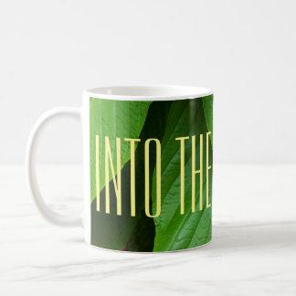 """""""In die WILDE"""" tropische Tasse"""