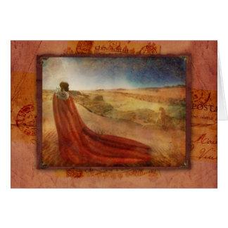 In einem Maasai Traum Karte