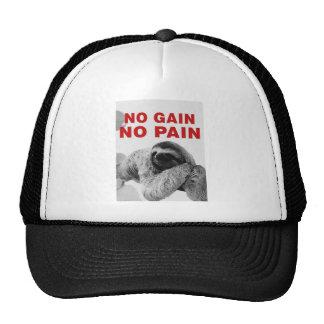 in gain in pain netzmützen