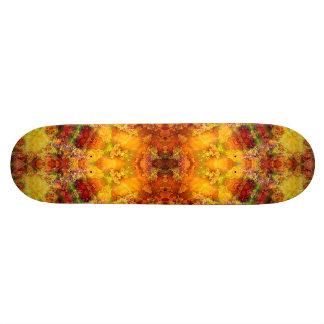 """""""In hohem Grade Mandala-Skateboard Solenoides Esse Skateboarddeck"""