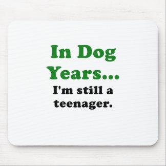 In Hundejahre Im noch ein Jugendlicher Mousepads