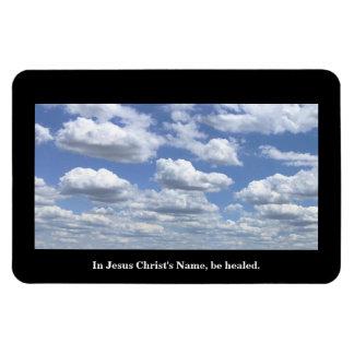 IN JESUS-NAMEN MAGNET