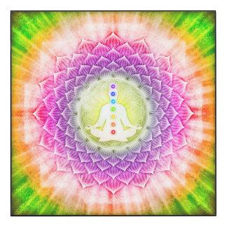 In Meditation mit Chakren - Artwork I
