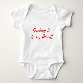 In meinem Blut Baby Strampler