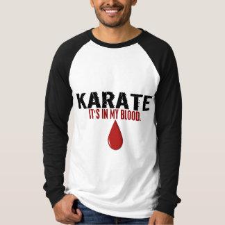 In meinem Blut KARATE T-Shirt