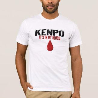 In meinem Blut KENPO T-Shirt