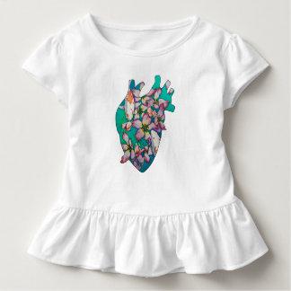 in meinem Herzen Kleinkind T-shirt
