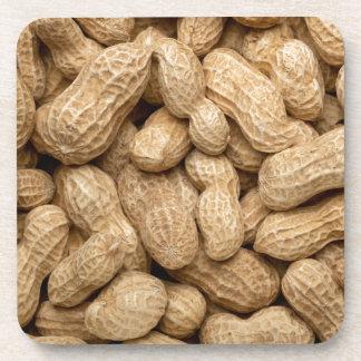 In-Muschel Erdnüsse Untersetzer