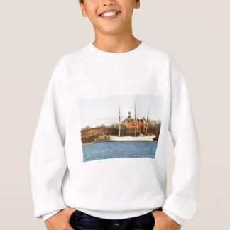 In Stockholm segeln, Schweden Sweatshirt