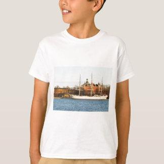 In Stockholm segeln, Schweden T-Shirt