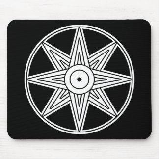 Inanna Stern-Symbol Mauspad