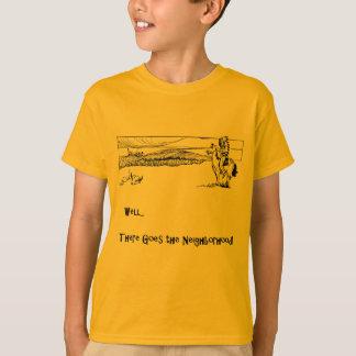 Inder, Pony, Siedler, politisch falsch T-Shirt