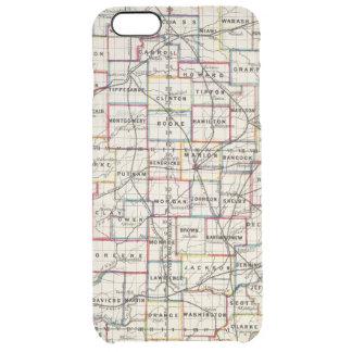 Indiana 2 durchsichtige iPhone 6 plus hülle