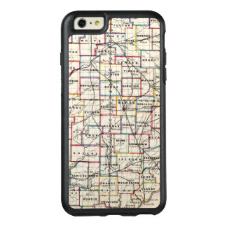 Indiana 2 OtterBox iPhone 6/6s plus hülle