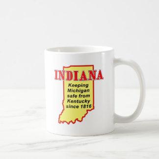 Indiana Kaffeetasse
