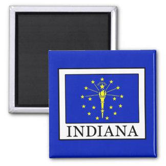 Indiana Quadratischer Magnet