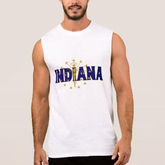 Indiana-Shirt Ärmelloses Shirt