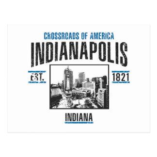 Indianapolis Postkarte
