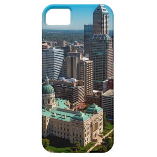 Indianapolis-Skyline Etui Fürs iPhone 5