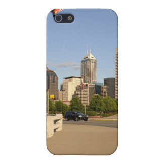 Indianapolis-Stadt-Skyline Hülle Fürs iPhone 5